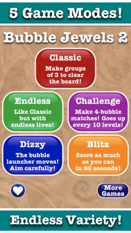 Bubble Jewels™ 2 screenshot-3
