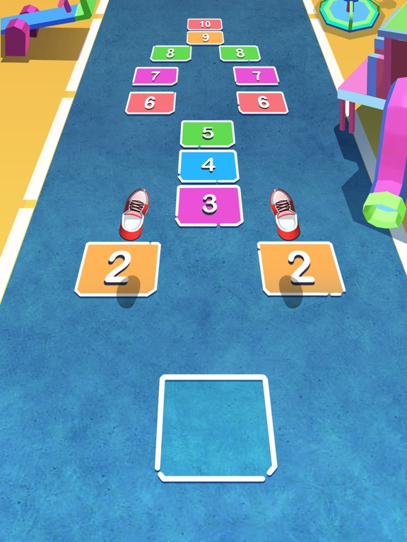 Hopscotch: Back to Childhood screenshot 6