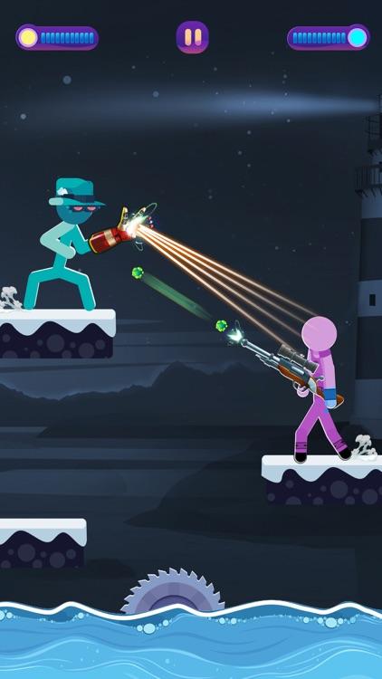 Stickman Duelist Battle screenshot-3