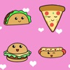 Kawaii Food Stickers - iPhoneアプリ