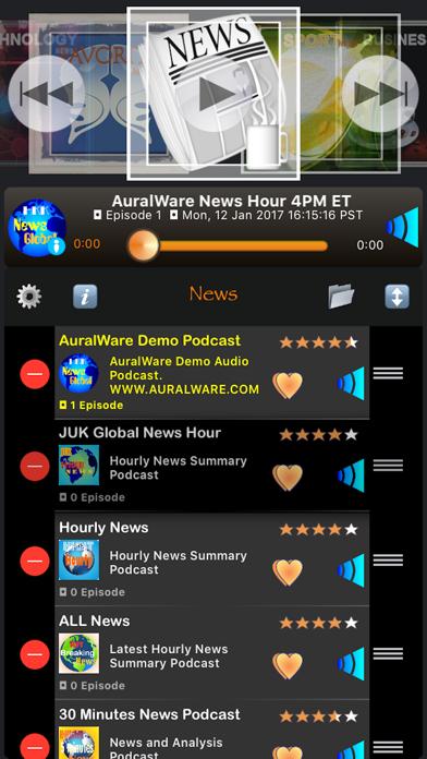 Podcast Live! screenshot four