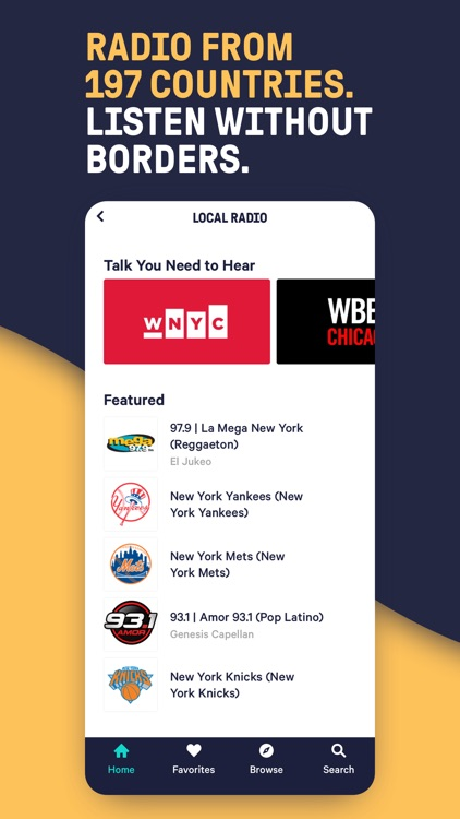 TuneIn - NFL Radio & Podcasts screenshot-3