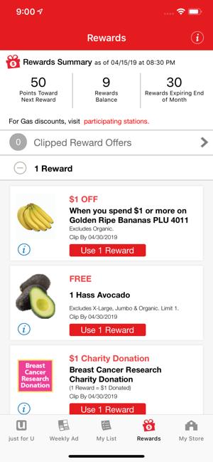 Safeway Deals & Rewards on the App Store