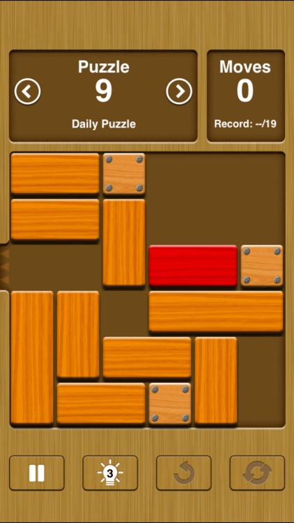 Unblock Me screenshot-0