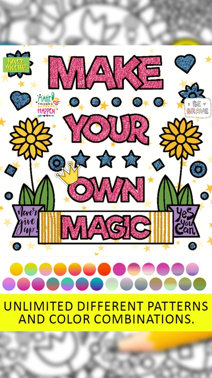 Quotes Coloring Pages screenshot-3