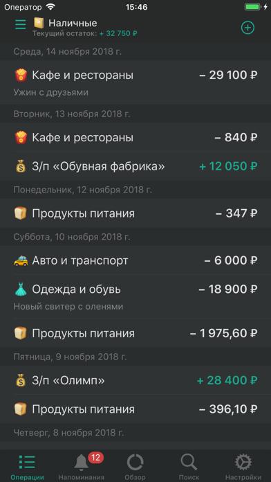 CashSync: Учет расходовСкриншоты 4