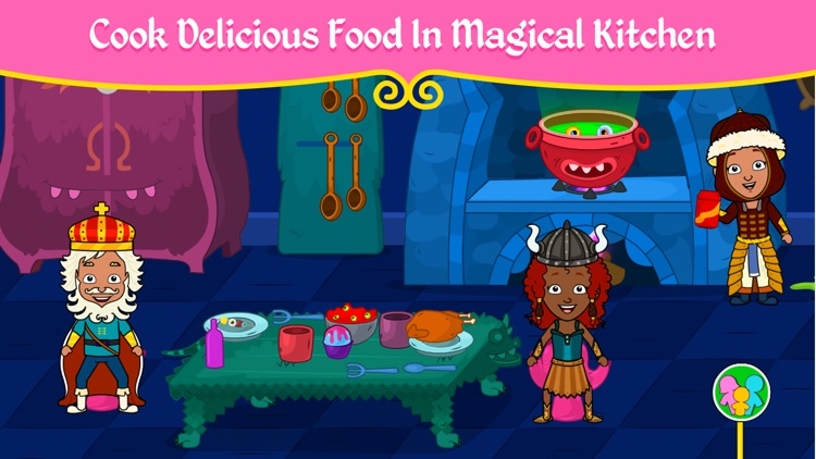 My Princess Town - Doll House screenshot-9
