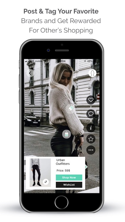 inFASH-Fashion,Rewards & Style screenshot-3