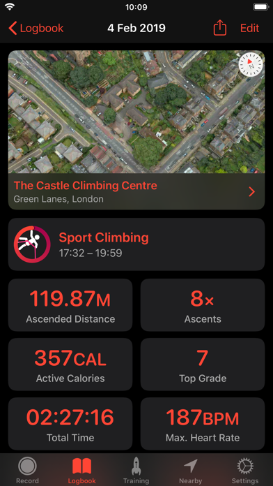 Redpoint: Bouldering & Climb screenshot three