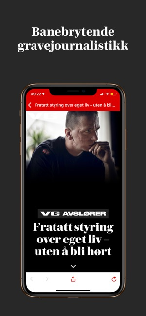bfeafcb90 VG on the App Store