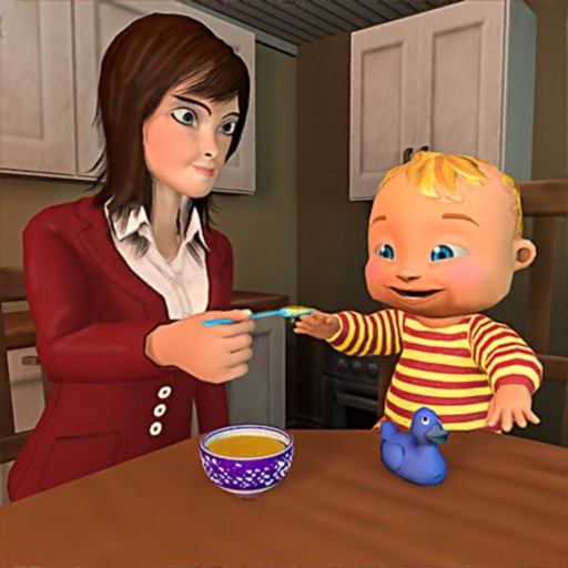 Virtual Mom - Dream Family Sim