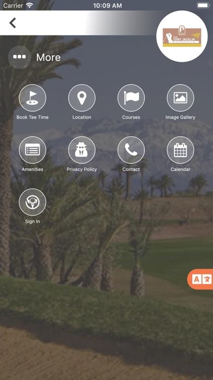 The Tony Jacklin Marrakech screenshot-5