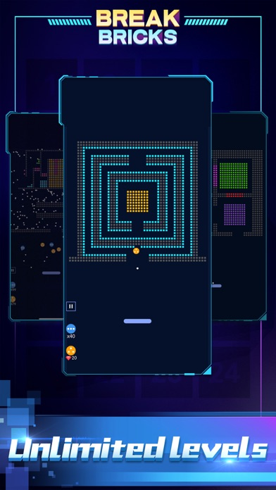 download Break Bricks - Ball's Quest indir ücretsiz - windows 8 , 7 veya 10 and Mac Download now