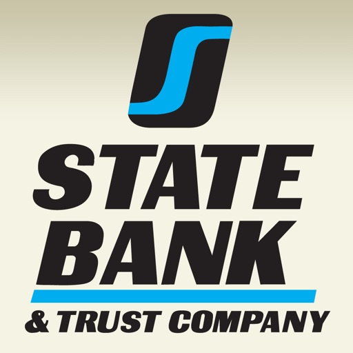 State bank and trust company mobile app