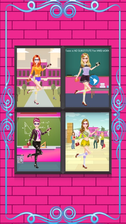 High School Princess Salon screenshot-4