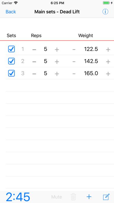 5 3 1 Workout Logger 531 By Seetha Thangarasa Ios United States Searchman App Data Information