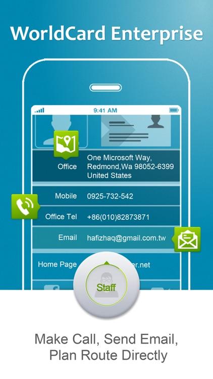 WorldCard Enterprise screenshot-3