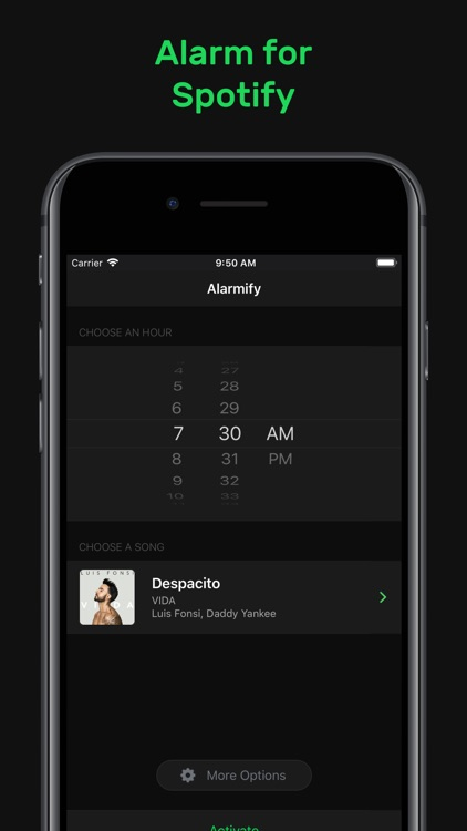 Alarmify for Spotify Music