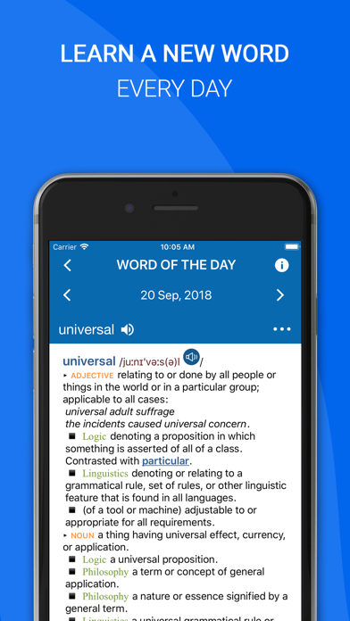 Download Oxford Dictionary of English for Pc