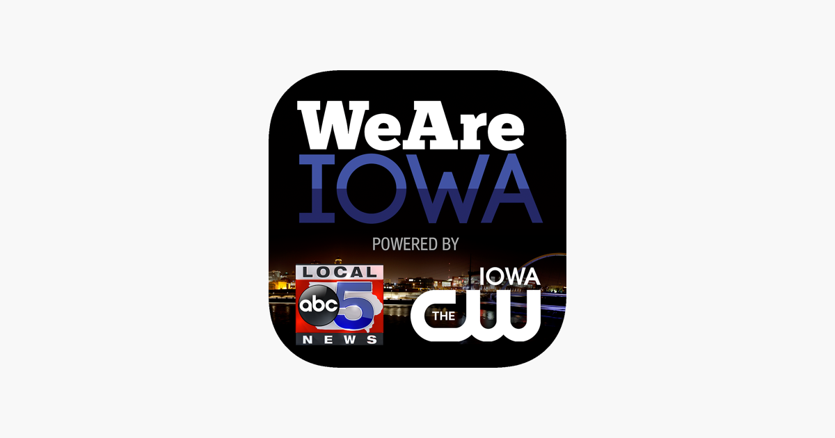 We Are Iowa Local 5 News on the App Store