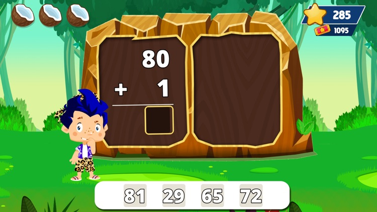 Math Games For Kids - Grade 2 screenshot-0