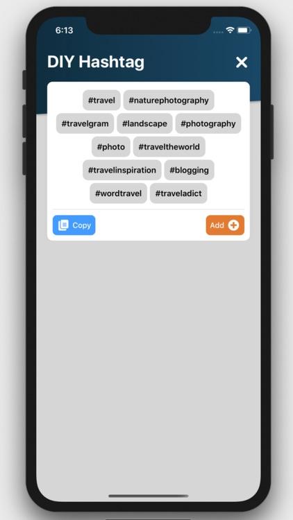 HiTags: hot hashtag generator
