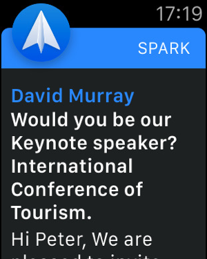 ‎Spark - Email App by Readdle Screenshot