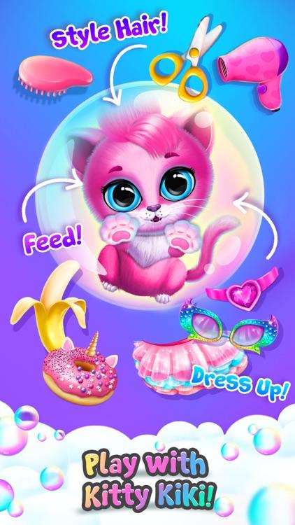 Kiki & Fifi Bubble Party screenshot-4