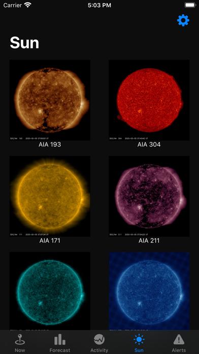 Aurora Forecast.のおすすめ画像7