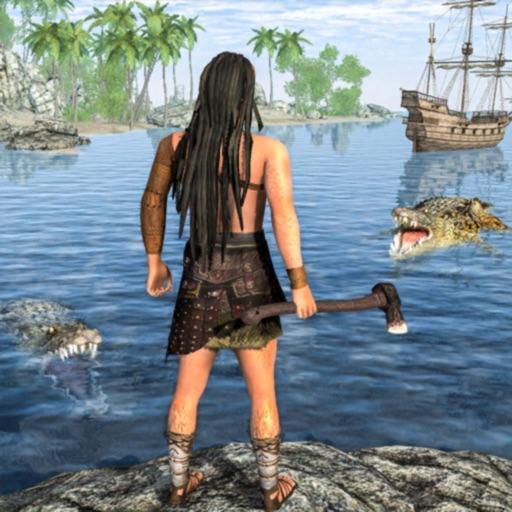 Island Survival: Ocean Home 3D