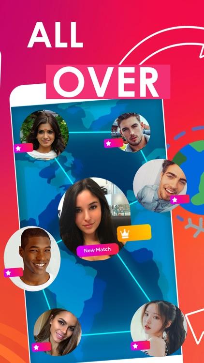 PIXA LIVE: Meet New Friends screenshot-6