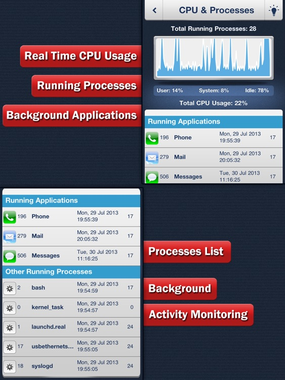System Status Pro HD screenshot-3