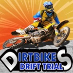 Dirt Bike Drift Trails Racing