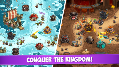 Screenshot for Kingdom Rush Vengeance in Pakistan App Store