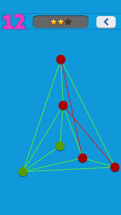 No Cross Line - puzzle game screenshot-3