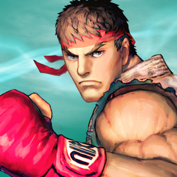 Ícone do app Street Fighter IV CE