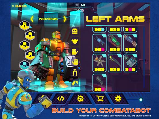 Robozuna screenshot 2