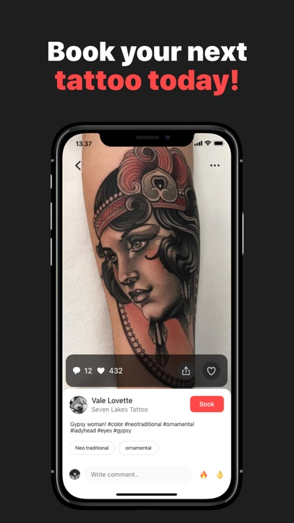 Tattoodo - Your Next Tattoo screenshot-5