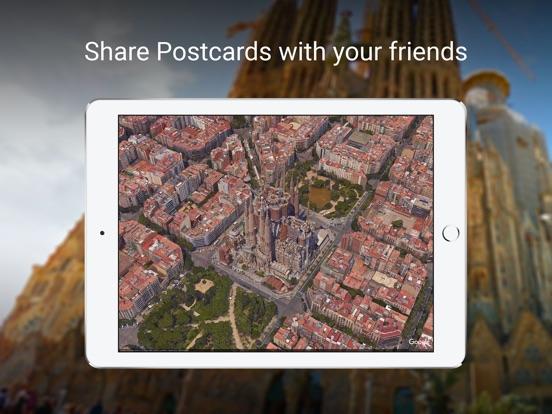 Google Earth-ipad-2