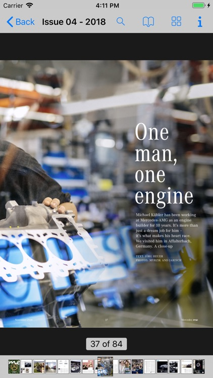 Mercedes-Benz Magazine screenshot-3