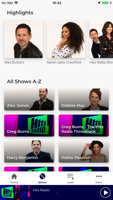 Hits Radio screenshot two