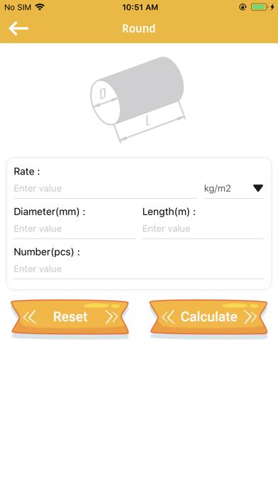 Calc For Paint 2019 screenshot 3