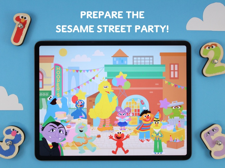 Sesame Street Numbers screenshot-5