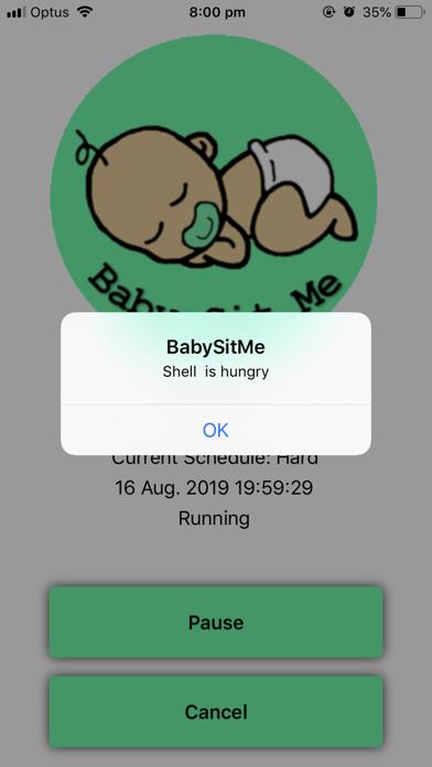 BabySitMe screenshot 8