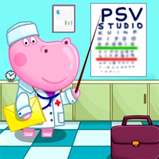 Hospital Games: Eye Doctor