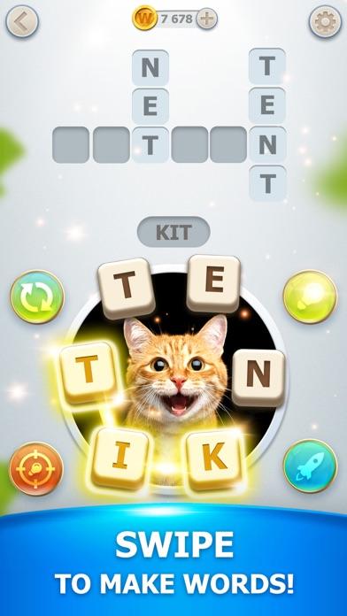 Magic Word - Puzzle Games screenshot 2