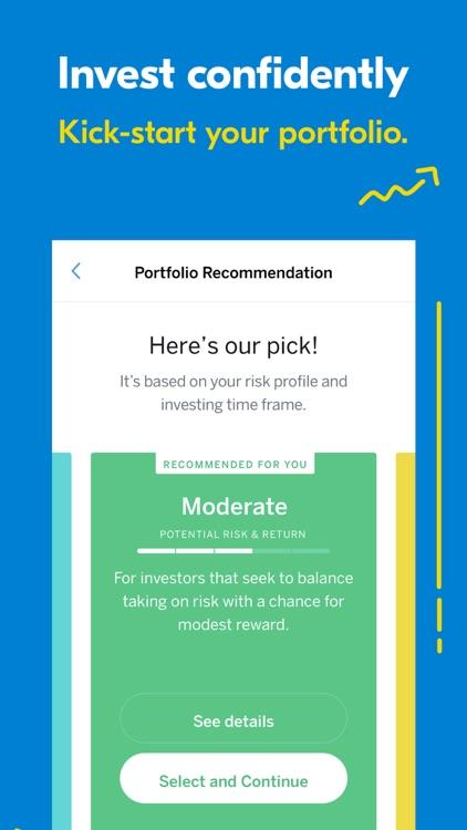 Qapital: Save. Invest. Spend. screenshot-5