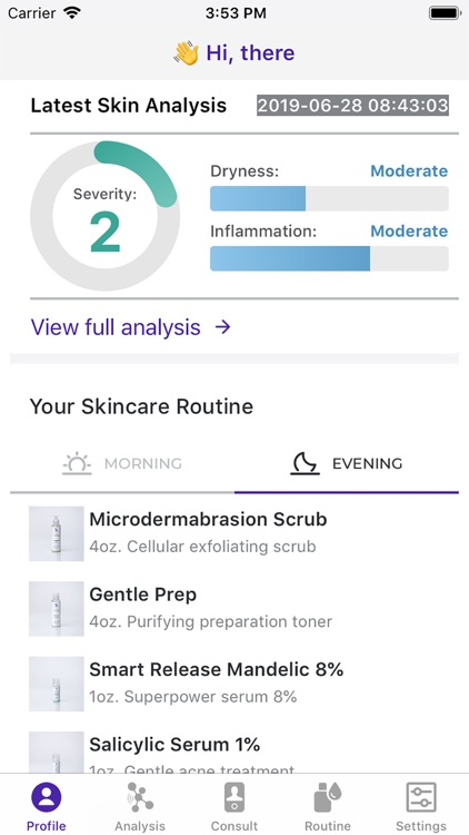 Acne Intelligence screenshot-5