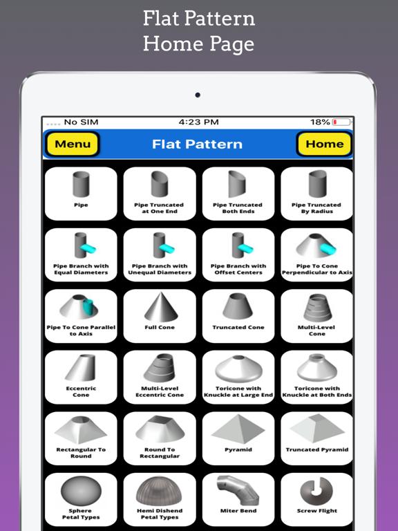 Flat Pattern Pro screenshot 11