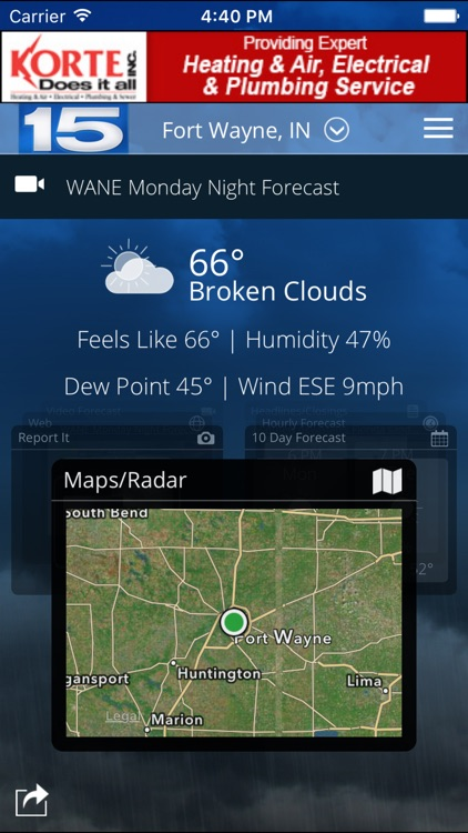 WANE WX screenshot-0